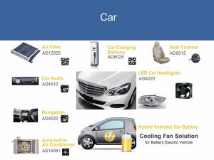 汽车领域案例